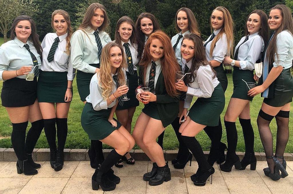 Hot British Girls